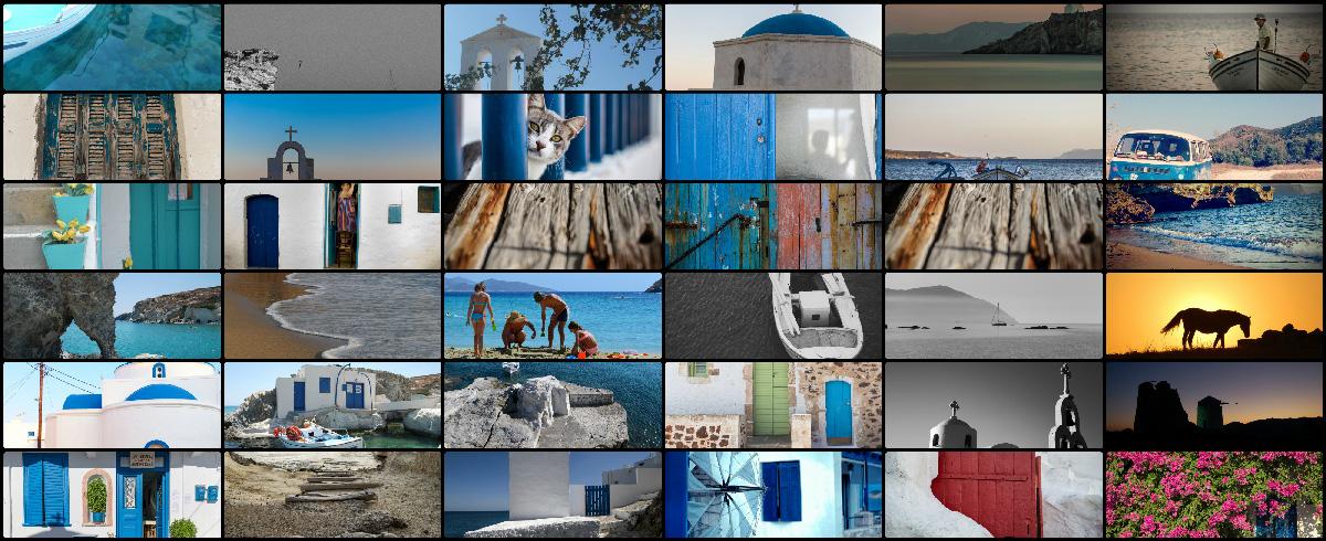 PhotoKimolos 2015 Collage